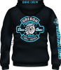 Oregon Coast Paddle Tire Hoodie